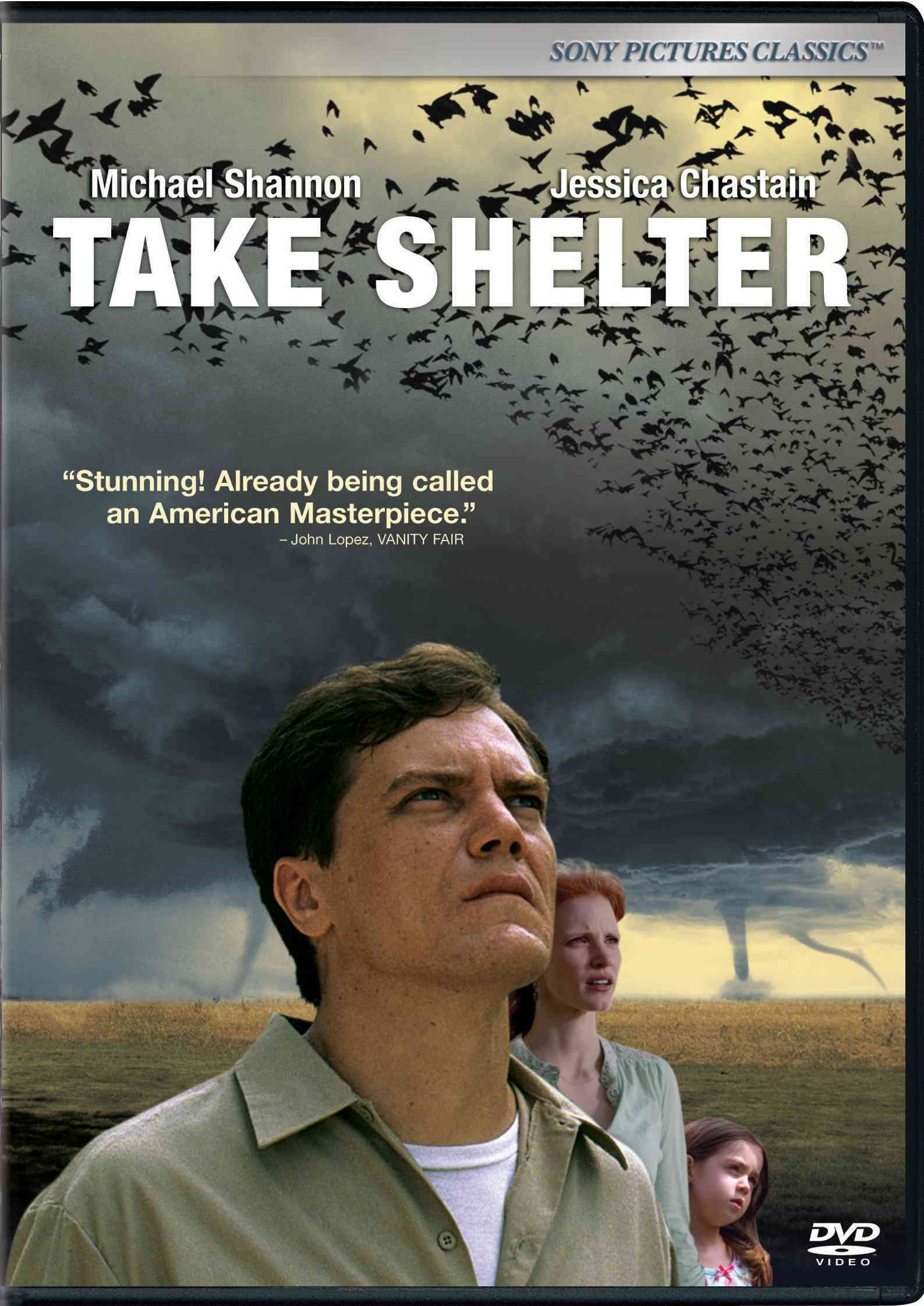 TAKE SHELTER BY SHANNON,MICHAEL (DVD)